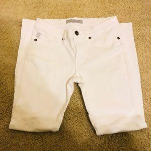 Rock & republic white jeans
